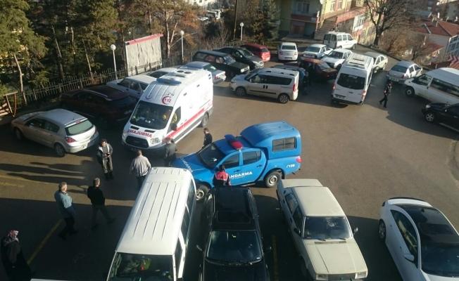 ÇERKEŞ YOL AYRIMINDA TRAFİK KAZASI