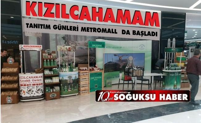 TANITIMLAR METROMALL AVM'DA BAŞLADI
