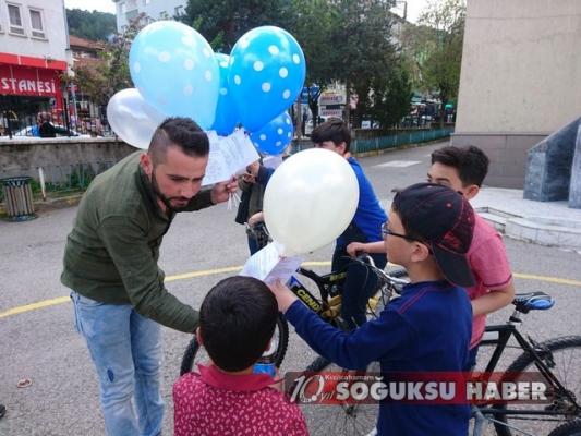 İYİ PARTİ'DEN 23 NİSAN BALONU...