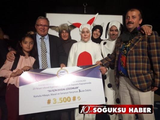 3.500.00 TL PARA ÖDÜLÜ ALDI