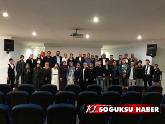 AK PARTİDE SOSYAL MEDYA EĞİTİMİ