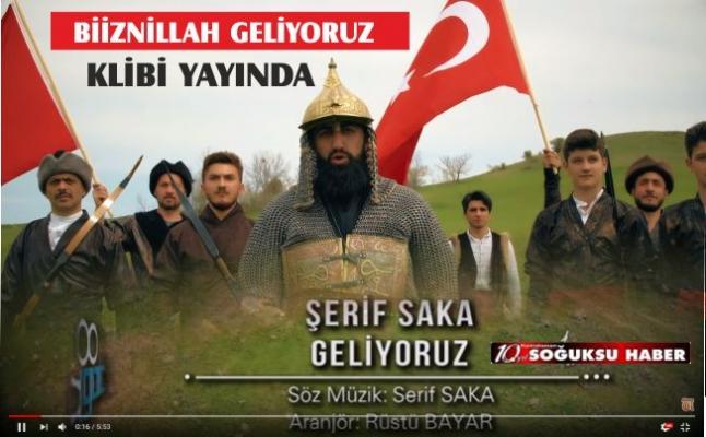 ŞERİF SAKA'NIN BEKLENEN KLİBİ ÇIKTI