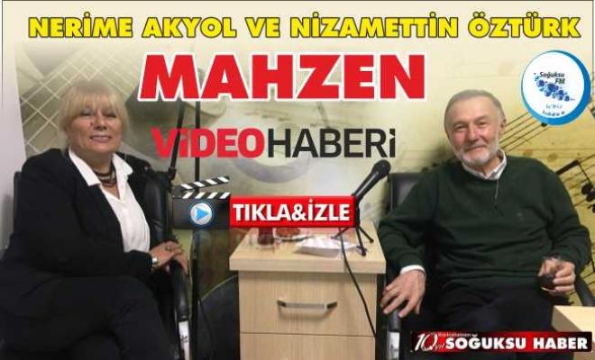 MAHZEN'İN KONUĞU NERİME AKYOL PROGRAMI VİDEO