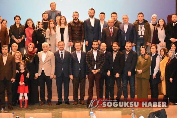 31 MART 2019 YEREL SEÇİMLERİ EĞİTİM ÇALIŞMASI KIZILCAHAMAM'DA YAPTI.