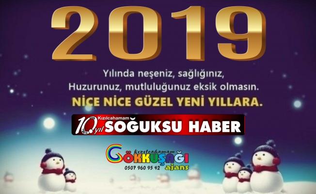 HOŞ GELDİN 2019