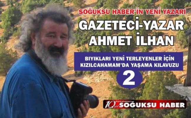 AHMET İLHAN YAZDI
