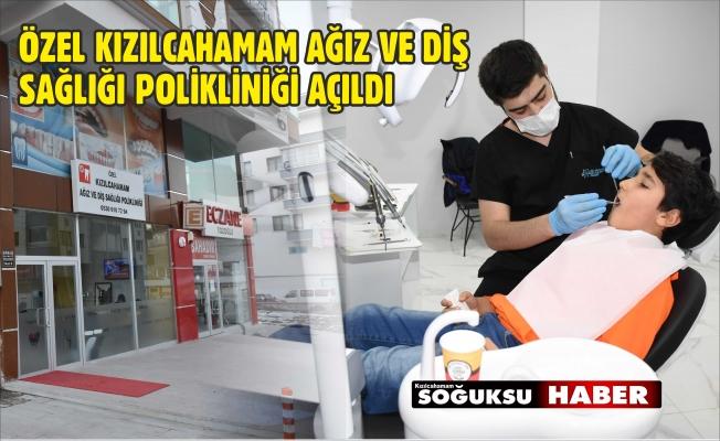 ÜCRETSİZ MUAYENE HİZMETİ SUNUYOR.