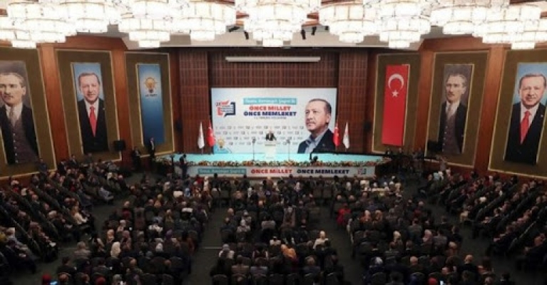 AK PARTİ'NİN KIZILCAHAMAM KAMPI ERTELENDİ