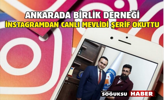 """""""ANKARA'DA BİRLİK'TEN BİR İLK"""""""