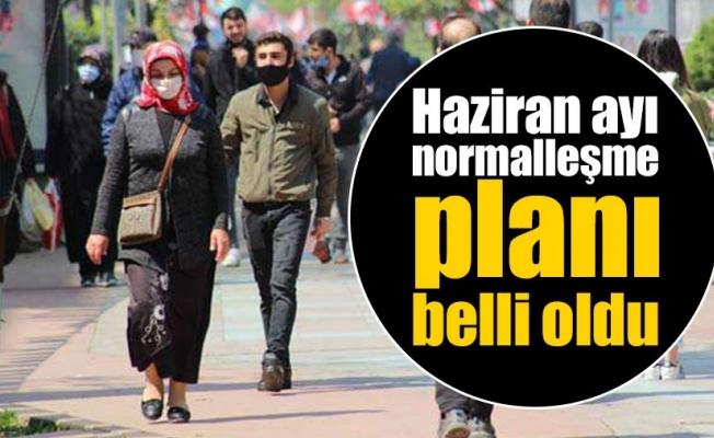 NORMALLEŞME BAŞLIYOR