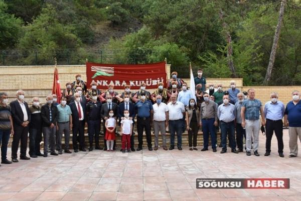 ATATÜRK'ÜN KIZILCAHAMAM'A GELİŞİNİN 86. YIL DÖNÜMÜ