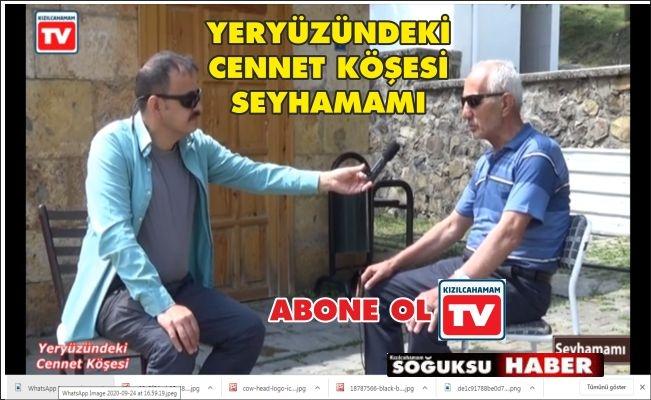 YAYINIMIZ SEYHAMAMI KAPLICALRINDAN VİDEO
