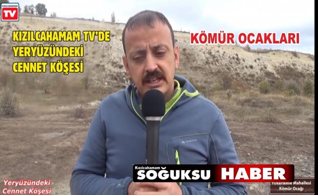 ALİİHSAN KAYABAŞIOĞLU, KIZILCAHAMAM TV DE