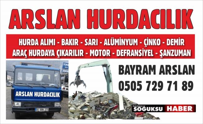 ARSLAN HURDACILIK