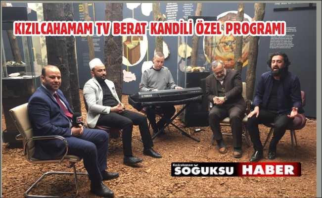 BERAT KANDİLİ ÖZEL PROGRAMI YAYINDA