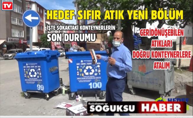 ATIKLARIMIZI DOĞRU YERLERE ATALIM DİYE!!!
