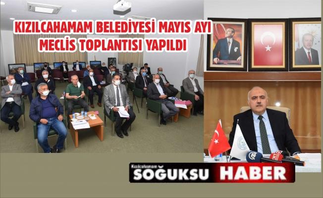 MAYIS AYIMECLİS TOPLANTISINDA NELER GÖRÜŞÜLDÜ