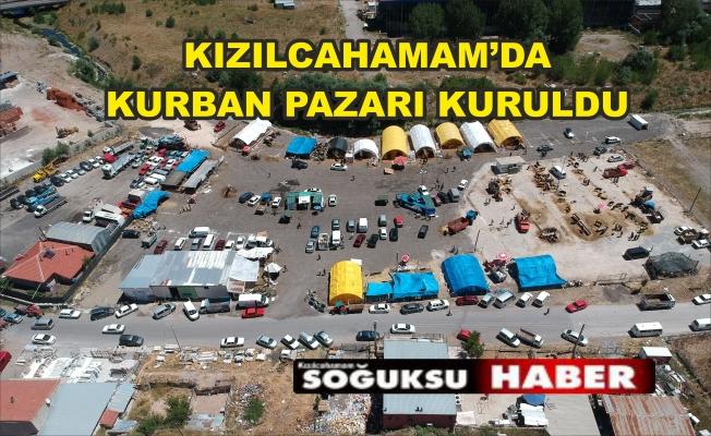 KURBANLIKLAR PAZARA İNDİ