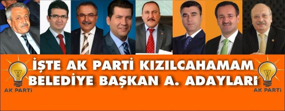 AK PARTİ ADAY ADAYLARI KİMLER