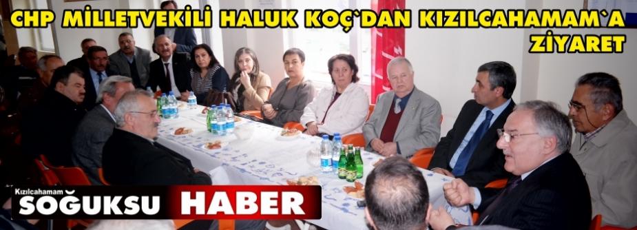 CUMHURİYET HALK PARTİSİ SAHAYA İNİYOR
