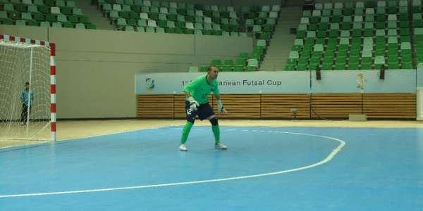 EURO 2012 FUTSAL ŞAMPİYONASINDA BİR KIZILCAHAMAMLI