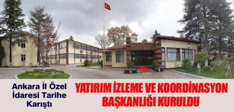 """""""İL ÖZEL İDARESİNİN TÜZEL KİŞİLİĞİ SONA ERDİ"""""""