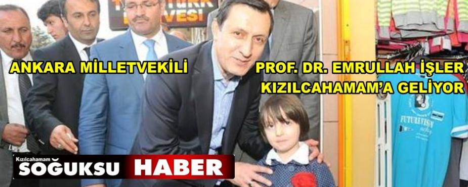 İŞLER KIZILCAHAMAM'A GELİYOR