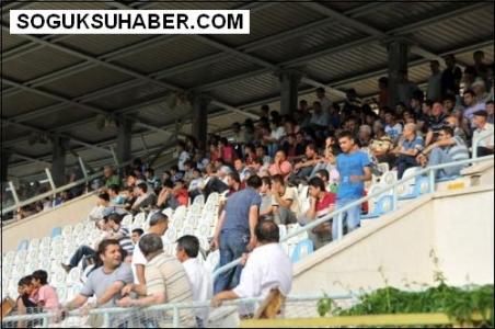 Kızılcahamam Spor Hazırlık Maçı 0-0