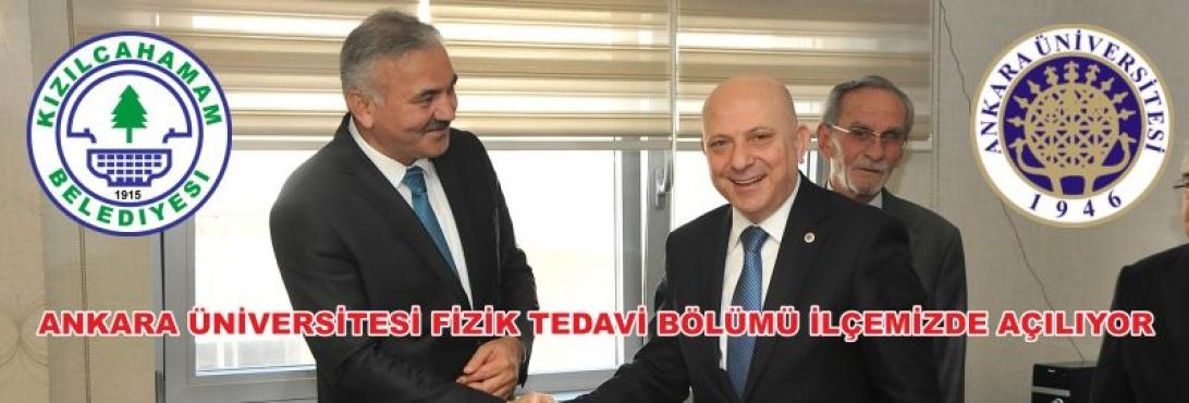 KIZILCAHAMAM'A FİZİK TEDAVİ BÖLÜMÜ