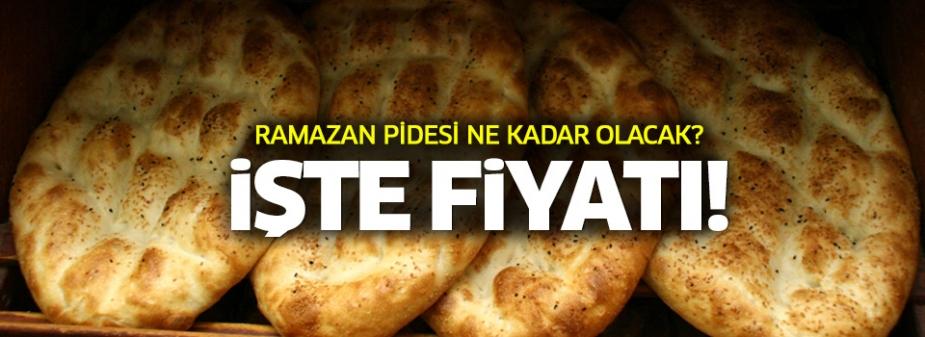 KIZILCAHAMAM'DA PİDE FİYATLARI