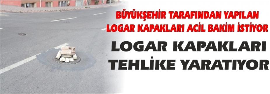 LOGAR KAPAKLARI ACİL BAKIM İSTİYOR