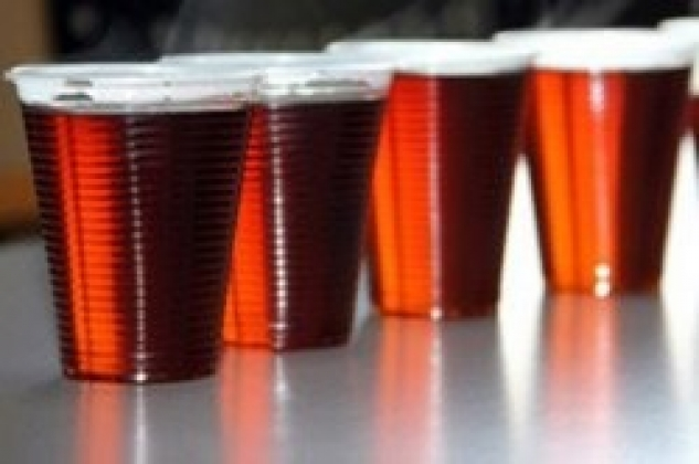 Plastik bardağın ölümcül zararı