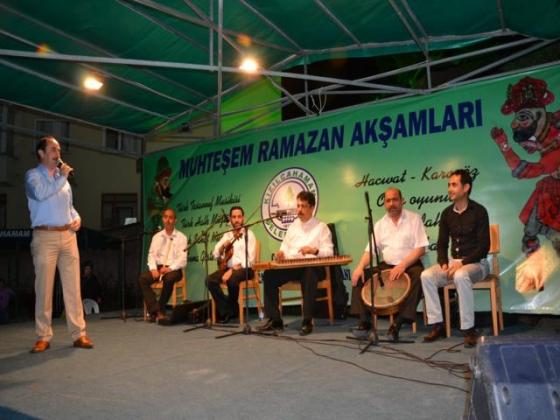RAMAZAN'DA BİR BAŞKA GÜZEL KIZILCAHAMAM