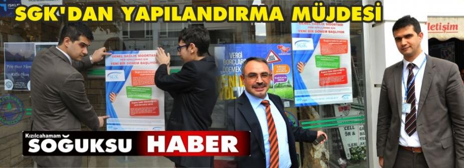 SGK'DAN YAPILANDIRMA MÜJDESİ