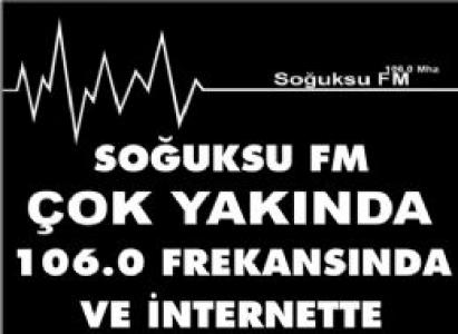 SOĞUKSU FM ÇOK YAKINDA YAYINA BAŞLIYOR