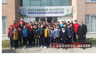 SPOR'DA ÖRNEK ALINACAK ŞAHSİYETLERE ZİYARET
