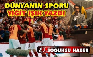 ŞAMPİYON GALATASARAY ! - 5 GÜNDE 2 KUPA !