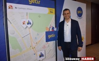 GETİR, ANKARA'YA GELDİ