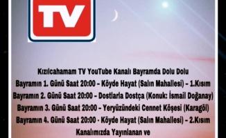 KIZILCAHAMAM TV YAYIN AKIŞI