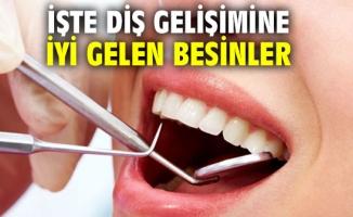 DR. EFE KAYA, DİŞ GELİŞİMİNE İYİ GELEN BESİNLERİ AÇIKLADI !