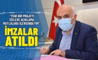 TOKİ'YE KAPALI SPOR SALONU