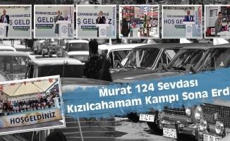 MURAT 124 SEVDALILARI KIZILCAHAMAM DA BULUŞTU
