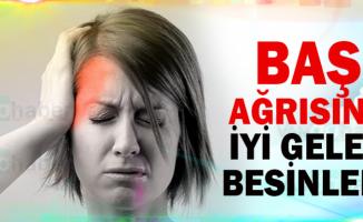 BAŞ AĞRISINA İYİ GELEN BESİNLER