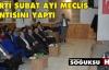 AK PARTİ ŞUBAT AYI MECLİS TOPLANTISINI YAPTI