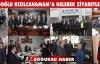 BAKAN ÇAVUŞOĞLU KIZILCAHAMAM'A GELEREK ZİYARETLERDE BULUNDU