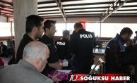 POLİS HAFTASI MÜNASEBETİYLE MEVLİT OKUTULDU