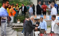AK PARTİ KIZILCAHAMAM'I FETHETTİ