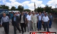 KIRKÖY MAHALLESİ MUHTARI MUSTAFA KADERCAN'IN HAC YOLCULUĞUNA HAZIRLANIYOR