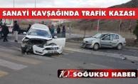 AĞIR HASARLI TRAFİK KAZASI