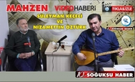 MAHZEN'İN KONUĞU SÜLEYMAN KEÇECİ VİDEO